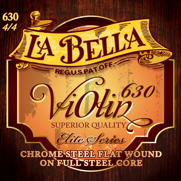La Bella 630-4/4 Orchestral Violin Strings