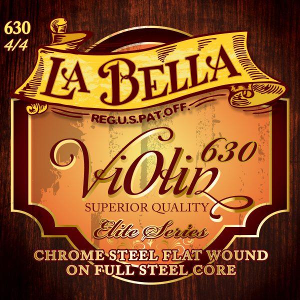 La Bella 630-4/4 Orchestral Violin Strings