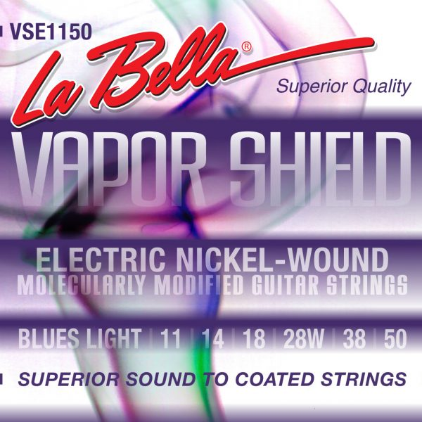 La Bella VSE1150 Vapor Shield Nickel 11-50