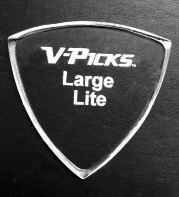 V-Picks Large Pointed Lite
