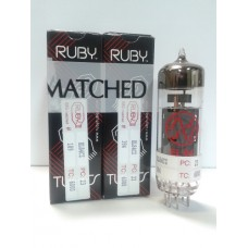 Ruby Tubes EL84CZ Matched Pair