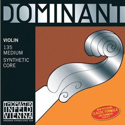 Thomastik-Infeld 135 Dominant Violin Strings Wound End