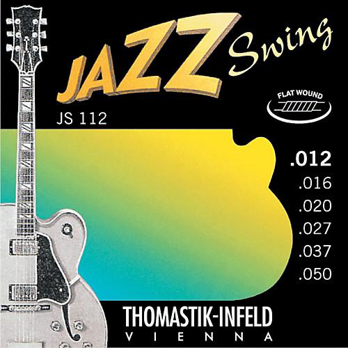 Thomastik-Infeld JS112 Jazz Swing Flat Wound .012-.050