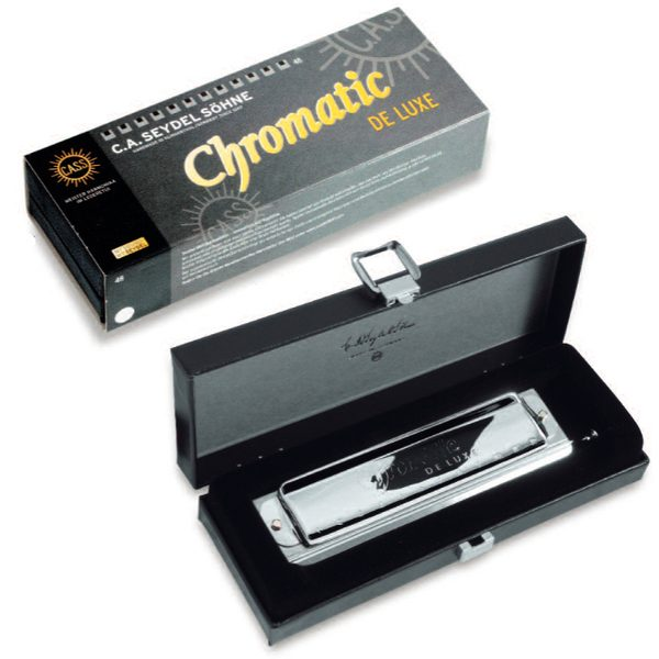 Seydel Chromatic Deluxe Key of C