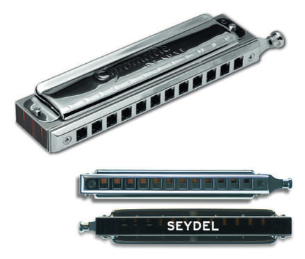 Seydel Chromatic Deluxe Key of G