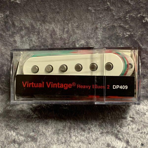 DiMarzio DP409 Virtual Vintage Heavy Blues 2 White