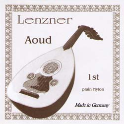 Lenzner 2810 Nylon Strings set for Oud