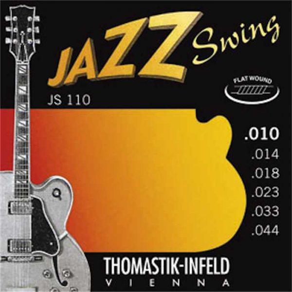 Thomastik-Infeld JS110 Jazz Swing Flat Wound 10-44