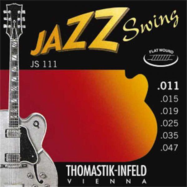 Thomastik-Infeld JS111 Jazz Swing Flat Wound 11-47