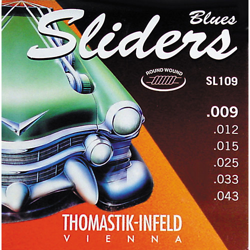 Thomastik-Infeld SL109 Blues Sliders 9-43