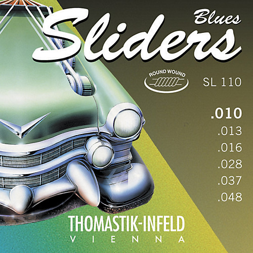Thomastik-Infeld SL110 Blues Sliders 10-48