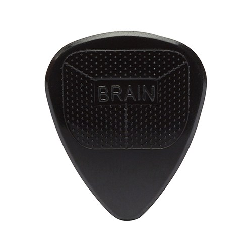 Snarling Dogs Brain Picks Black .88mm (12 pack)