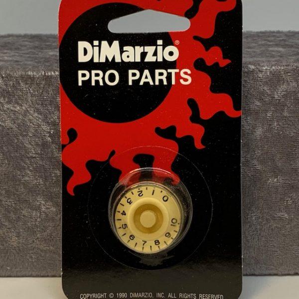 DiMarzio DM2100CR Speed Knob Cream