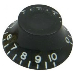 DiMarzio DM2101BK Bell Knob Black