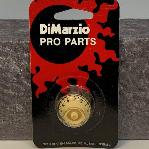 DiMarzio DM2101CR Bell Knob Cream