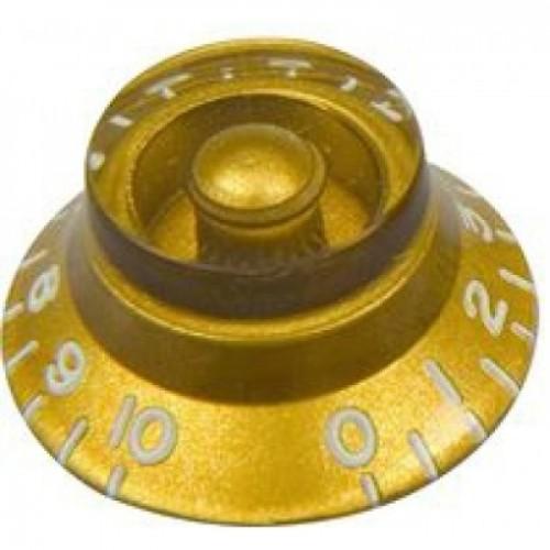 DiMarzio DM2101G Bell Knob Gold