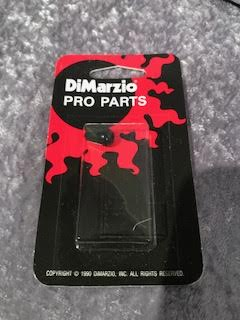 DiMarzio DM2108B Switch Knob Black for Strat