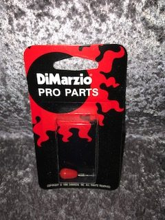 DiMarzio DM2108RD Switch Knob Red for Strat