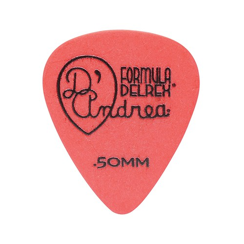 Delrex Guitar Pick .50mm (12 pack)