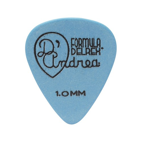 Delrex Guitar Pick 1.00mm (12 pack)