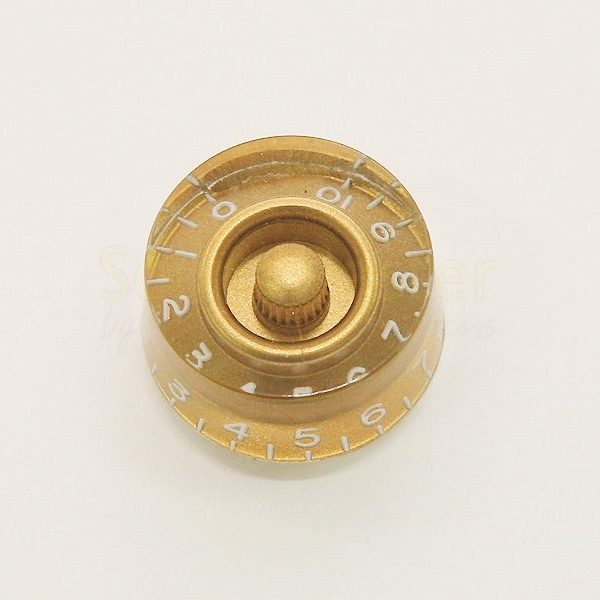 DiMarzio DM2100G Speed Knob Gold