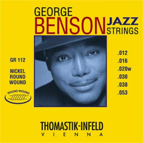 Thomastik-Infeld GR112 George Benson Nickel Round Wound