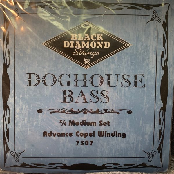 Black Diamond Doghouse Upright Bass