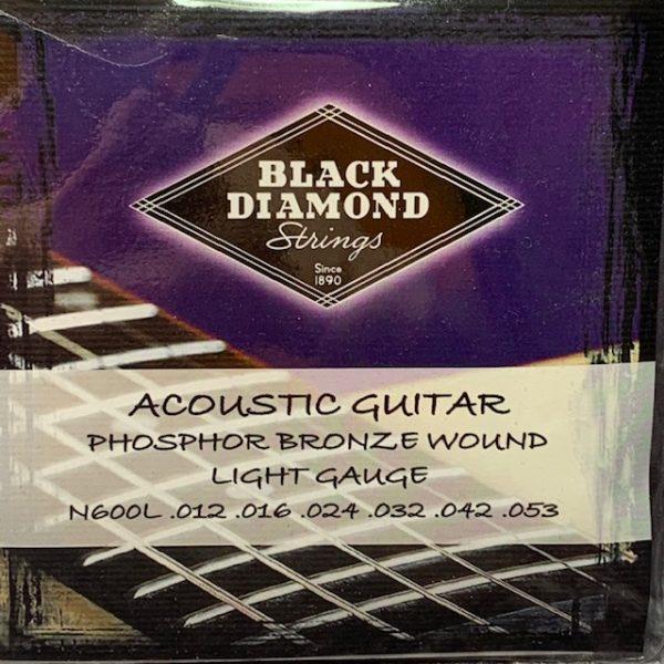 Black Diamond N600L Phosphor Bronze Light