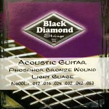 Black Diamond N600L Phosphor Bronze Light