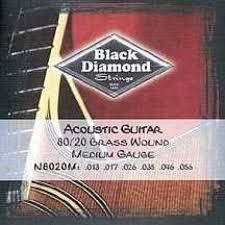 Black Diamond N8020M 80/20 Bronze/Brass Alloy Medium