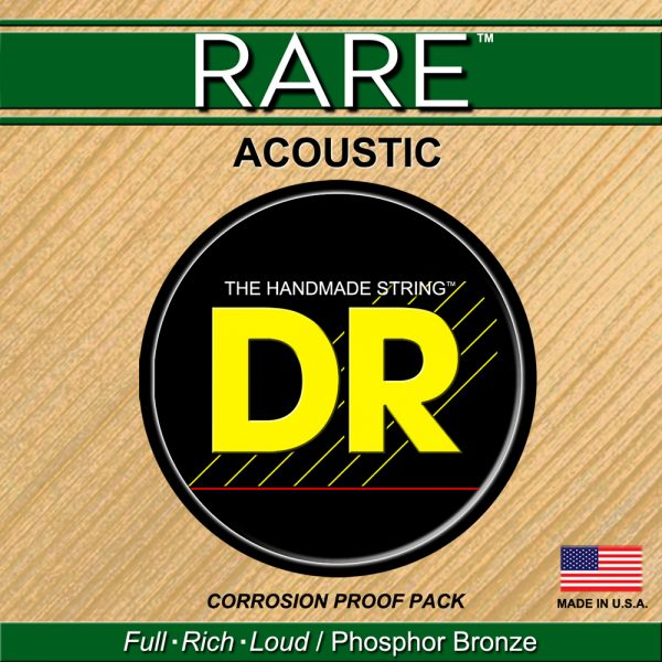 DR Rare Phosphor Bronze Bluegrass 12-56