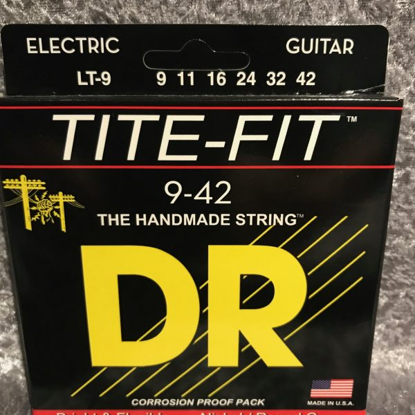 DR TITE-FIT Nickel Plated Electric Light 9-42