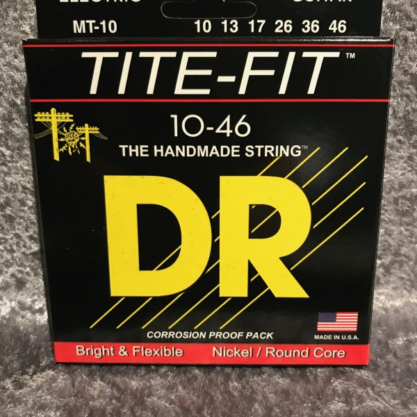 DR TITE-FIT Nickel Plated Electric Medium10-46