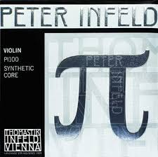 Thomastik-Infeld PI100 Peter Infeld Violin Set