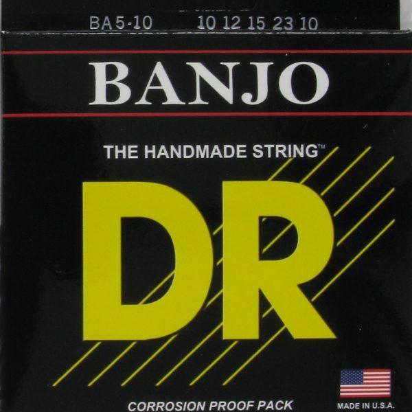 DR Banjo 5 String