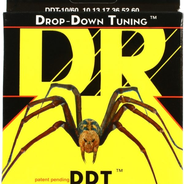 DR DDT-10/60 Guitar Strings Drop Down Tuning