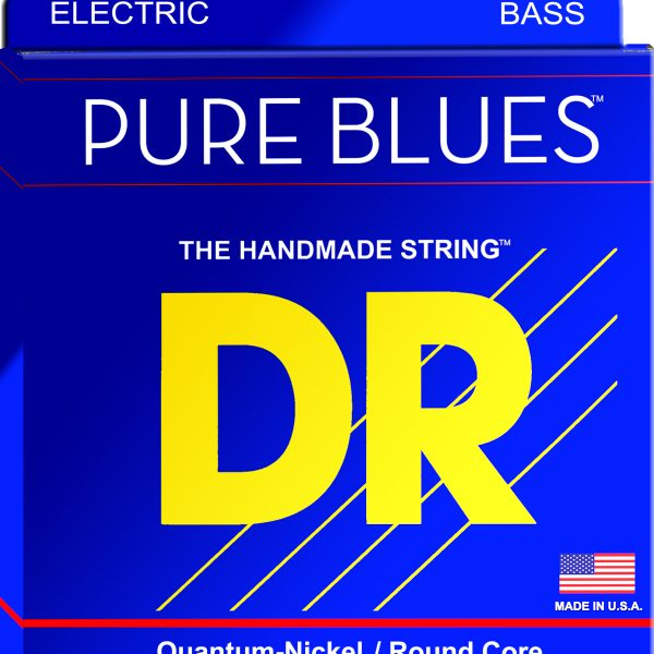 DR Pure Blues Victor Wooten Signature Set