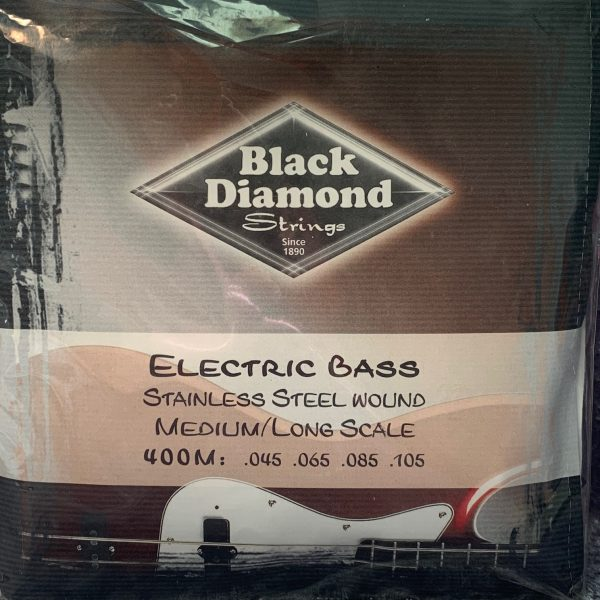 Black Diamond N400M SSRW Bass 45-105