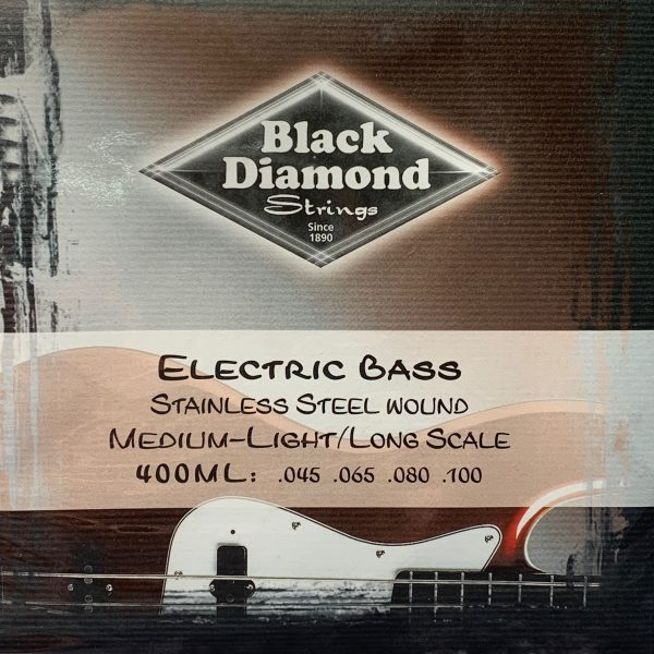 Black Diamond N400ML SSRW Bass 45-100