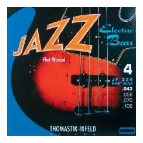 Thomastik-Infeld JF324 Jazz Flat Short Scale