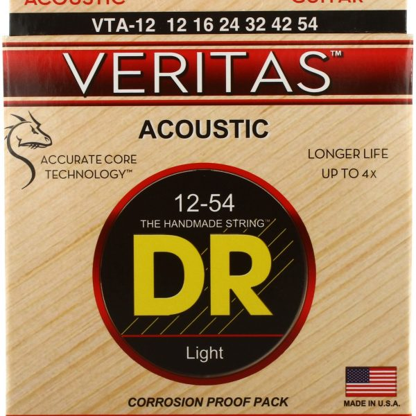 DR VERITAS Acoustic Phosphor Bronze 12-54