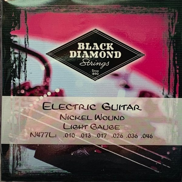 Black Diamond Electric Nickel Wound Light Gauge