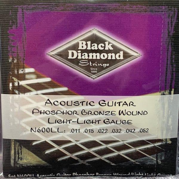 Black Diamond N600LL Phosphor Bronze Light-Light