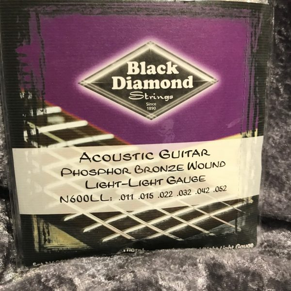 Black Diamond N600LL Phosphor Bronze Light-Light
