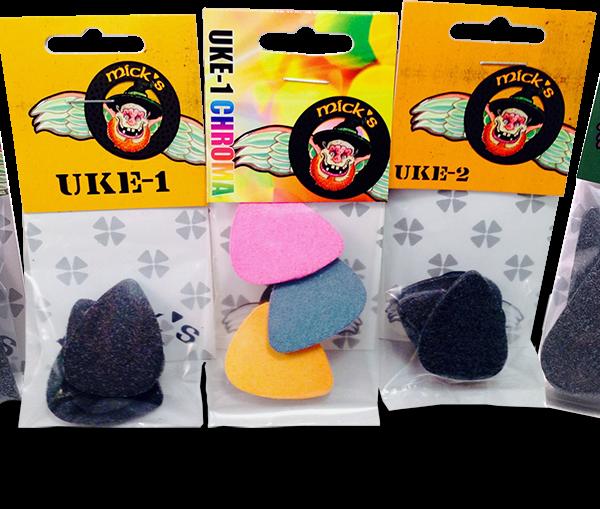 Mick's Picks UKE-1 (3 pack)