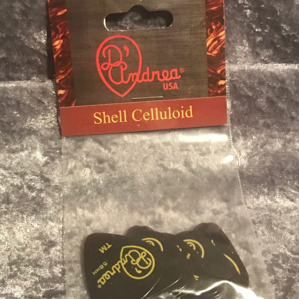 D'Andrea Shell Celluloid 351 .58mm (12 pack)