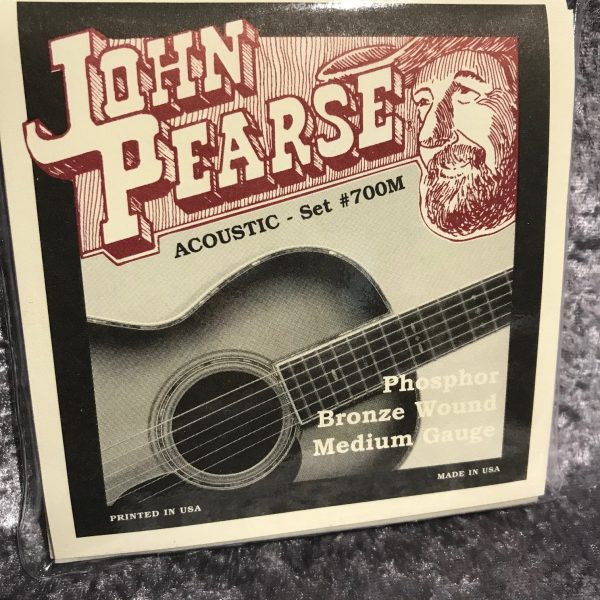 John Pearse JP700M Phosphor Bronze Medium 13-56