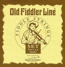 Super Sensitive Old Fiddler Violin String Set