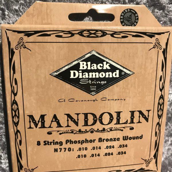 Black Diamond N770 Mandolin strings