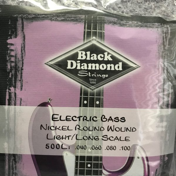 Black Diamond 500L Nickel Round Wound light